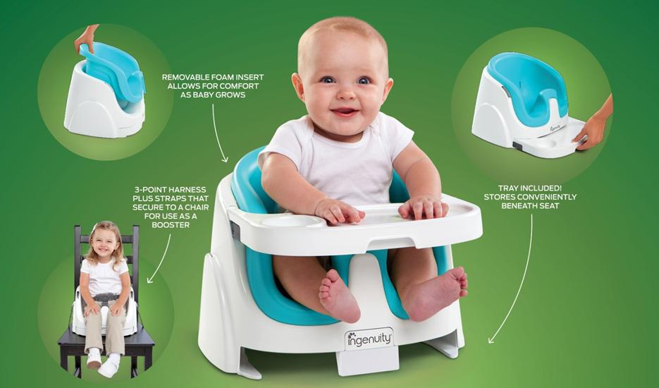 "Various Tesco Baby Savings E.g. Ingenuity Baby Base "" 2 in 1 Seat Was £40 now £6 - Fareham"