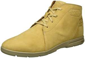 Caterpillar Men's Quell Hi-Top Sneakers for £18.05 prime / £22.80 non prime @ amazon