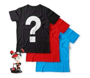 3 MYSTERY T-SHIRTS FOR £13.99 (free delivery) + FREE FIGURINE WORTH £14.99 @ Zavvi