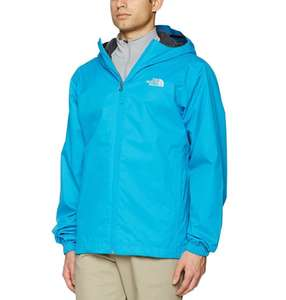 The North Face Quest Men's Outdoor Jacket in Blue - From £37.49 (L/M) @ Amazon