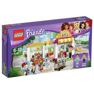 LEGO Friends 41118 Heartlake Supermarket £14.99 Delivered @ Argos Ebay **Low Stock**