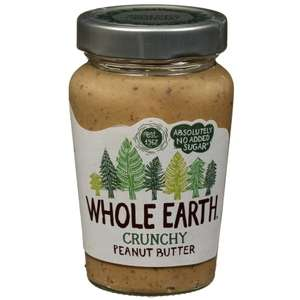 Whole Earth Crunchy Peanut Butter (340g) ONLY £1.89 @ B&M