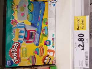 Playdoh double desserts £2.80 in store Tesco Sunderland roker