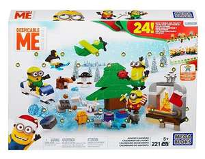 Mega Bloks Despicable Me Minions Advent Calendar now £9.99 @ Toys R Us