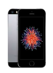 New Apple iPhone SE 16GB SIM FREE/ UNLOCKED £225.99 - Space Gray Eglobal