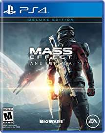 Mass Effect Andromeda Deluxe Edition (PS4/Xbox One) £15.19 Delivered @ Amazon.com