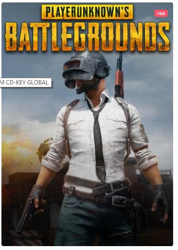 Playerunknowns Battlegrounds Steam CD Key £21.06 PUGB - scdkey