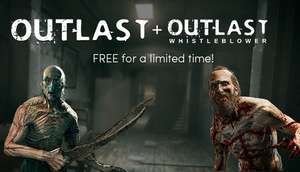 [Steam] Outlast Deluxe Edition - FREE - Humble Store
