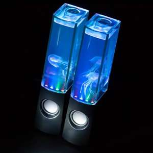 Jellyfish Water Speakers  Now ONLY £10.99 at Argos