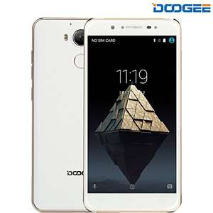 DOOGEE F7 Android 6.0 Phone with 5.5 Inch IPS Screen - 3GB RAM+32GB ROM - 13MP+5MP PDAF Camera at £115.88 Sold by DOOGEE Official Store and Fulfilled by Amazon.