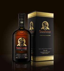 Bunnahabhain 12 Year Old Single Malt whisky 70cl £30 @ Morrisons
