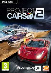 Project CARS 2 PC DVD £31.99 @ Amazon with Prime (£33.99 without)