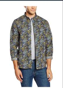 Pretty green paisley shirts (Large or X-Large) £22.50 @ Amazon