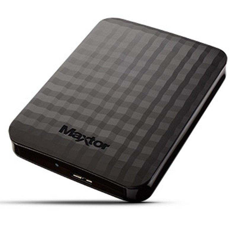 Maxtor M3 4TB USB 3.0 Portable External Hard Drive down to £99.96 @ Ebuyer