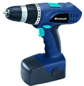 Einhell BT-CD 18 18 V Cordless Drill Driver with carry case - now £13.49 (RRP £43.25) @ Amazon (Prime Exclusive)
