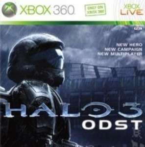 Halo ODST (inc Fire fight)  Used £2.99 @ Music Magpie. Made backward compatible today