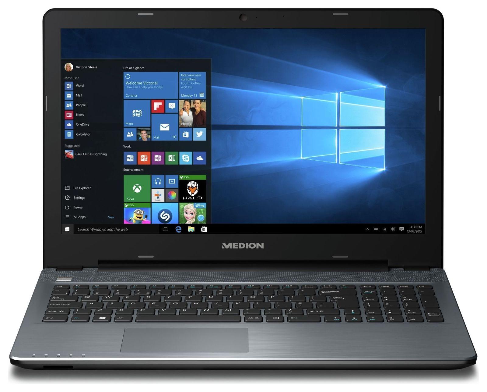 Medion Akoya P6667 15.6 Inch Intel Core i5 8GB 1TB Laptop. Argos Ebay Refurb A Grade £429.88