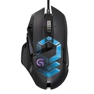 Logitech G502 Gaming Mouse Proteus Spectrum RGB Tunable with 11 Programmable Buttons, £49.99 from amazon