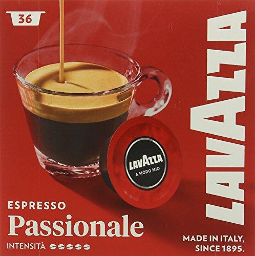 Lavazza Espresso Passionale  Capsules (36 capsules in total) £6.75, ( £5.74 subscribe and save) @ Amazon