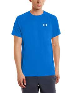 Under Armour Men's Speed Stride Short-Sleeve Shirt, from £7.43 at  amazon