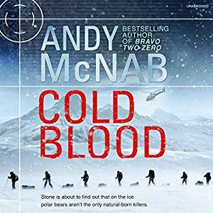 Audible DOTD, Cold Blood by Andy McNab (audio book) £2.99
