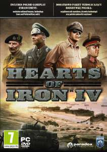 Hearts of Iron IV - £14 - 60% off Steam Sale