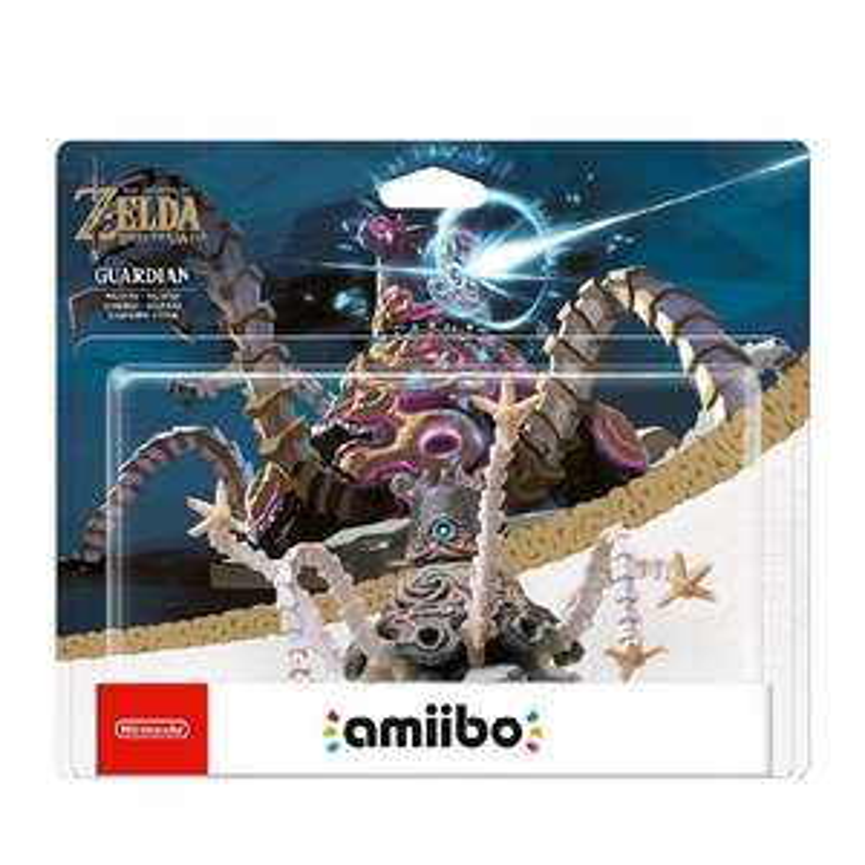 Guardian amiibo (Nintendo Wii U/Nintendo 3DS/Nintendo Switch) at Amazon for £16.99 (£18.98 non Prime)