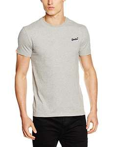 Superdry Mens T-Shirt XLarge & XXLarge free prime delivery £8.72 (add £1.99 non Prime)