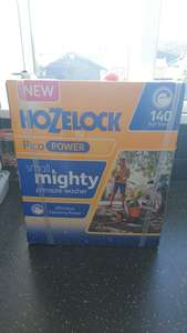 Hozelock pico power pressure washer £80 @ B&Q Warrington