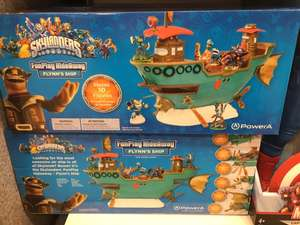 Skylanders Flynns ship £3.99 in store Home Bargains