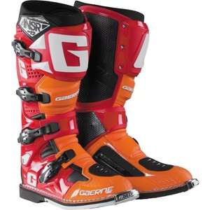 Gaerne SG12 limited edition Red Orange 10s & 12s £299.99 - ebay / apico-international