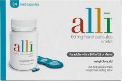 Alli fat reducing meds £22.99 @ welldricks chemist