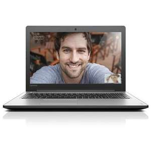 Lenovo ideaPad 310 Core i5-7200U 8GB 1TB DVDRW Windows 10 Home 15.6 Inch Laptop - Silver - £539.97 @ Laptops Direct