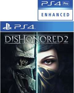 Dishonored 2 PS4/Xbox One £9.49 C&C @ Argos & Amazon Prime (See description for links for other stores)