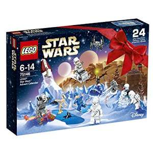 LEGO Star Wars Advent Calendar - 75146 £14.45 from the Official Argos Shop on ebay