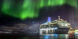 14 Night Northern Lights Cruise just £675pp @ Iglu