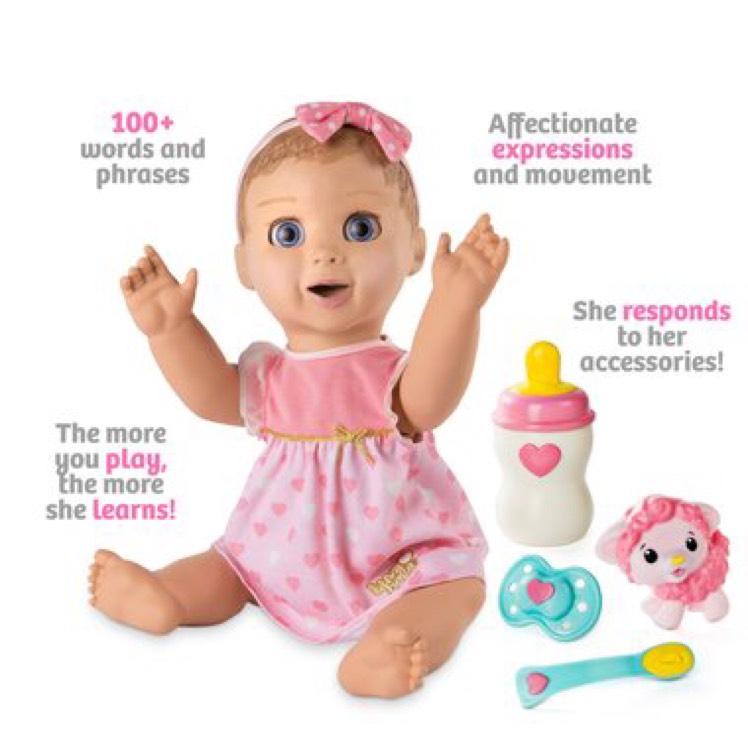 Luvabella doll - £99.99 @ Smyths