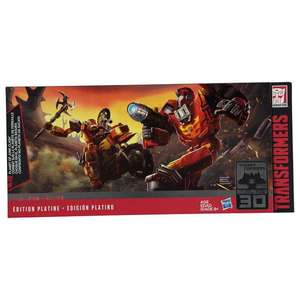 Transformers Platinum Edition Planet of Junk Clash - £29.99 at Sports Direct (£99.99 in Toys R Us!)