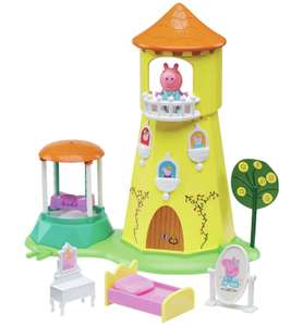 Peppa Pig Rose Garden / Tower - £17.50 + Free delivery @ Argos / eBay