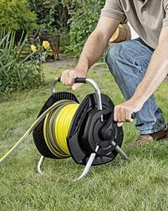 Kärcher HR4.525 Hose Reel With 25m PrinoFlex Hose back down to £25.99 *Now £24.99* delivered @ Amazon / Argos