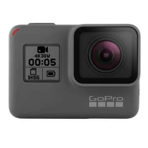 DEAL - Gopro Hero 5 Black Manufacturer Refurb action cam on official Gopro eBay Outlet - £319.99 delivered