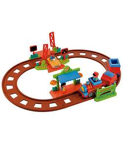 Happyland Country Train Set was £50.00 now £25.00 @ Mothercare
