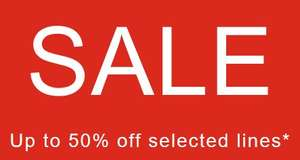 Sale with up to 50% off @ House Of Fraser