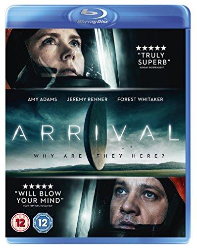 Arrival (Blu-Ray) - £6.99 at Amazon (Prime / £8.98 non Prime)