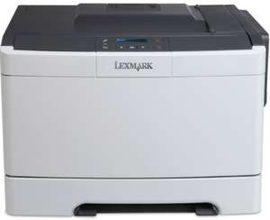Lexmark CS310dn A4 Colour Laser Printer - 4 Year Warranty £79.98 Now @ Ebuyer