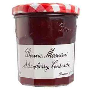 Bonne Maman strawberry conserve £1.50 @ Tesco online should be instore too.