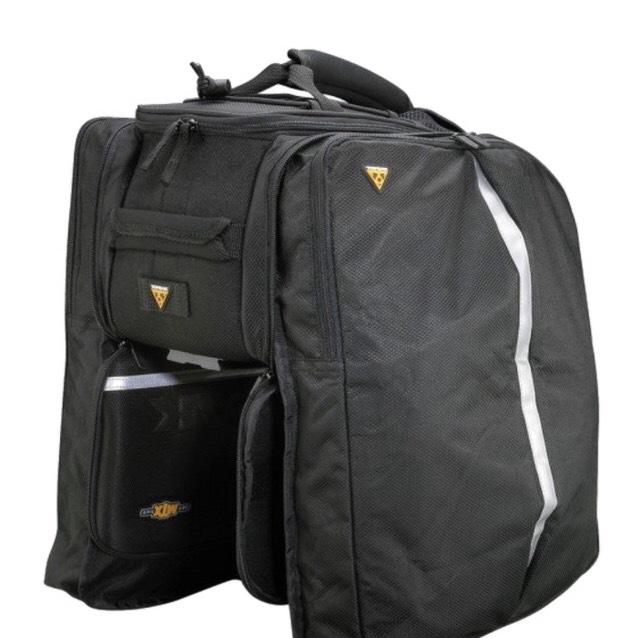Topeak MTX Trunkbag EXP at Halfords for £25