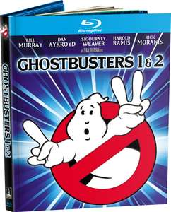 Ghostbusters/Ghostbusters 2 (with UltraViolet Copy) [Blu-ray] RRP £19.99 now £7.55 - 10% = £6.80 @ Zoom.co.uk