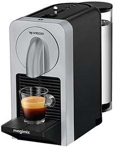 Bluetooth connected Nespresso coffee machine - half price at Amazon. £80 (Prime Exclusive)