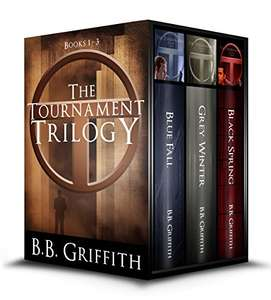A Kindle Top 50 Bestseller!   - B.B. Griffith -   The Tournament Trilogy Kindle Edition  - Free Download @ Amazon
